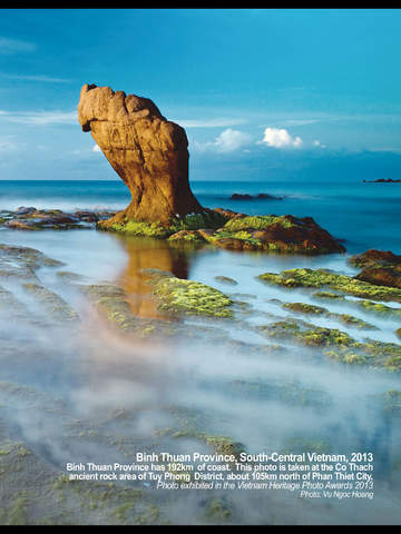 Vietnam Heritage Magazine screenshot 7