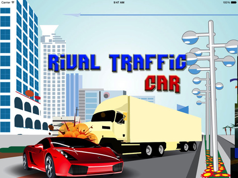 Rival Traffic Car PRO screenshot 6