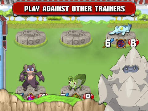 Monster Battles: TCG screenshot 8