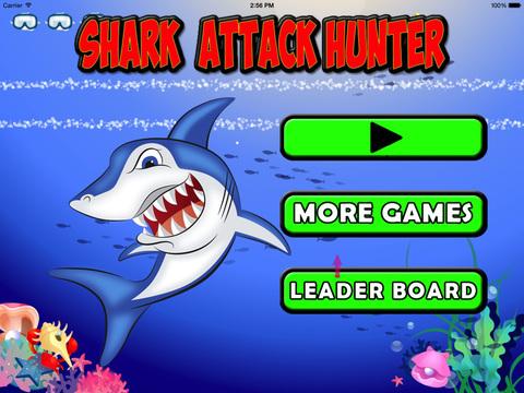 Shark  Attack Hunter : Hungry Fish Revenge screenshot 10