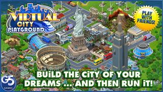 Virtual City Playground screenshot #1