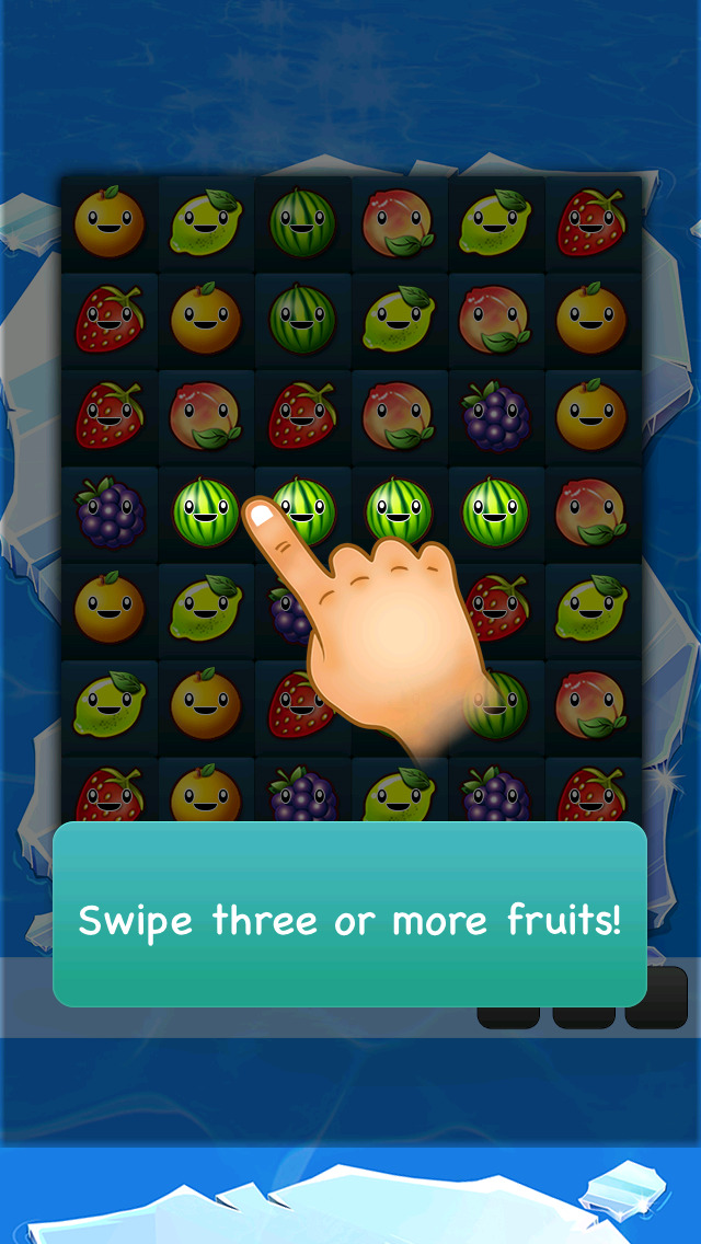Fruit Crush 2 screenshot 1