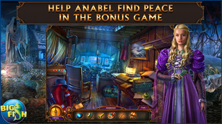 Haunted Hotel: Ancient Bane - A Ghostly Hidden Object Game screenshot 4