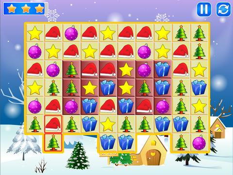Christmas Match Boom - Holiday Season Puzzle Game with Santa Claus screenshot 8