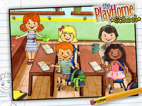 My PlayHome School screenshot 5