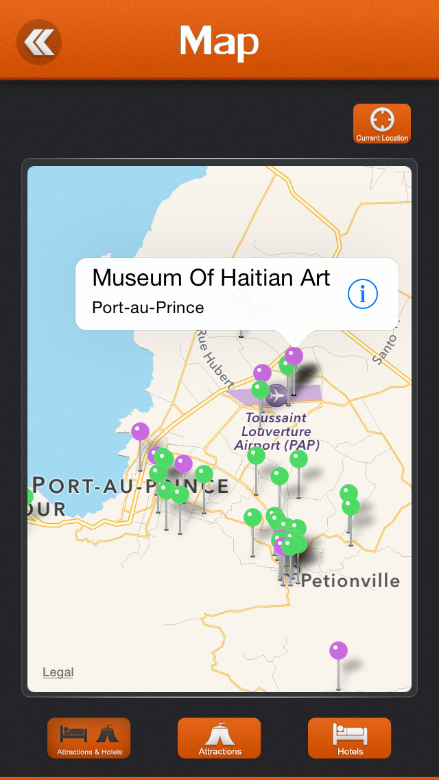 Port-au-Prince City Offline Travel Guide screenshot 4