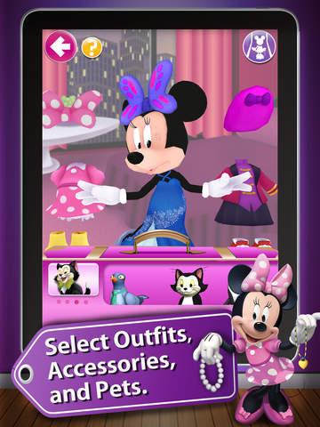 Minnie Fashion Tour HD screenshot #3