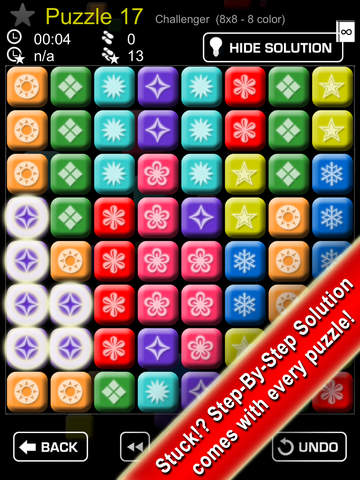 Block Buster Free - puzzle game screenshot 8
