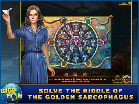 Beyond the Unknown: A Matter of Time HD - Hidden Objects, Adventure & Mystery screenshot 3