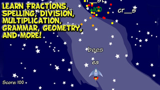Fourth Grade Learning Games SE screenshot 3