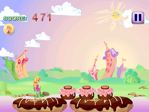 Fairy Girl Dash screenshot 4