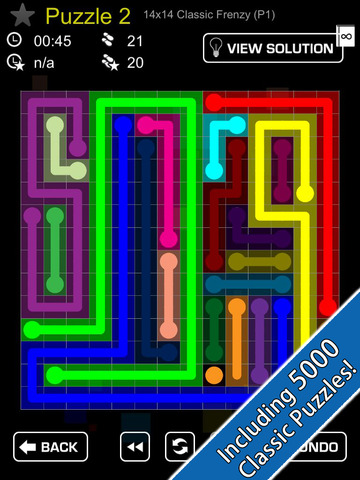 Link Ultimate - 20,000 puzzles w/ Bridges & Blocks! screenshot 7