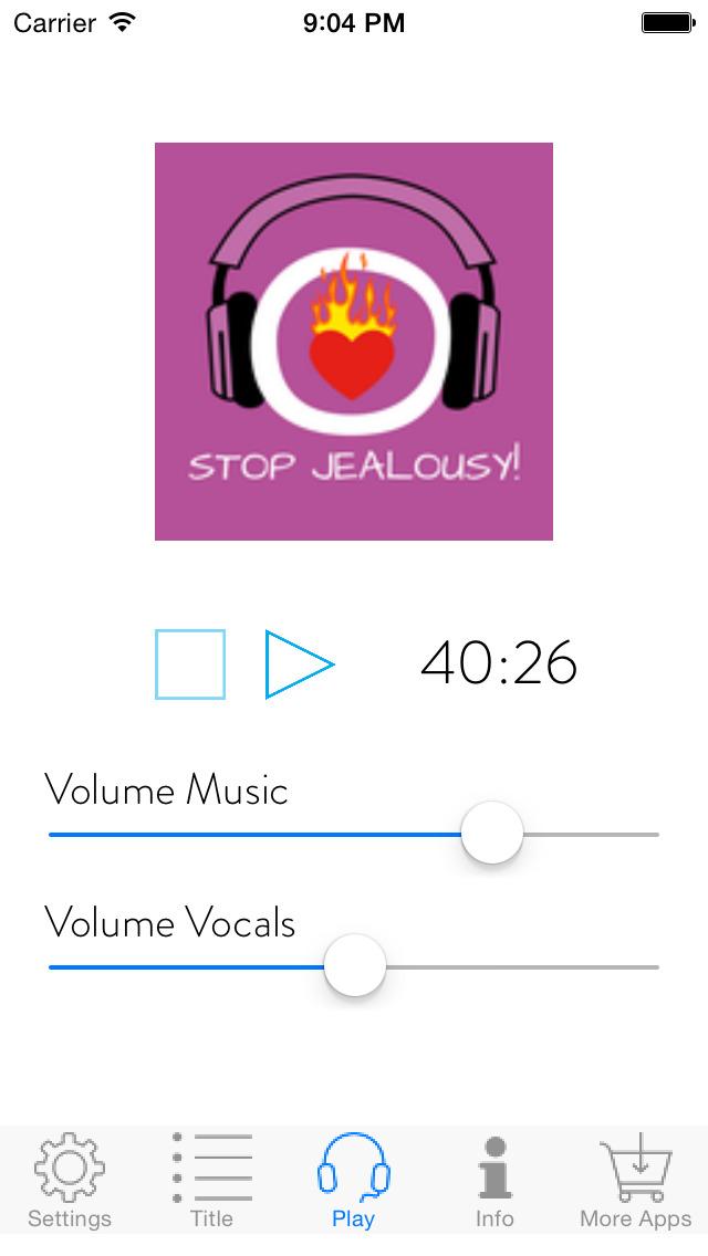 Stop Jealousy! Eifersucht bekämpfen mit Hypnose screenshot 3