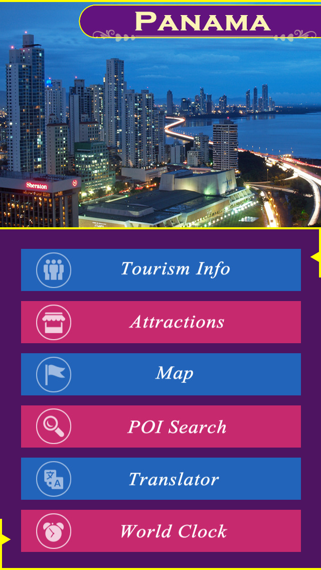 Panama Tourism Guide screenshot 2