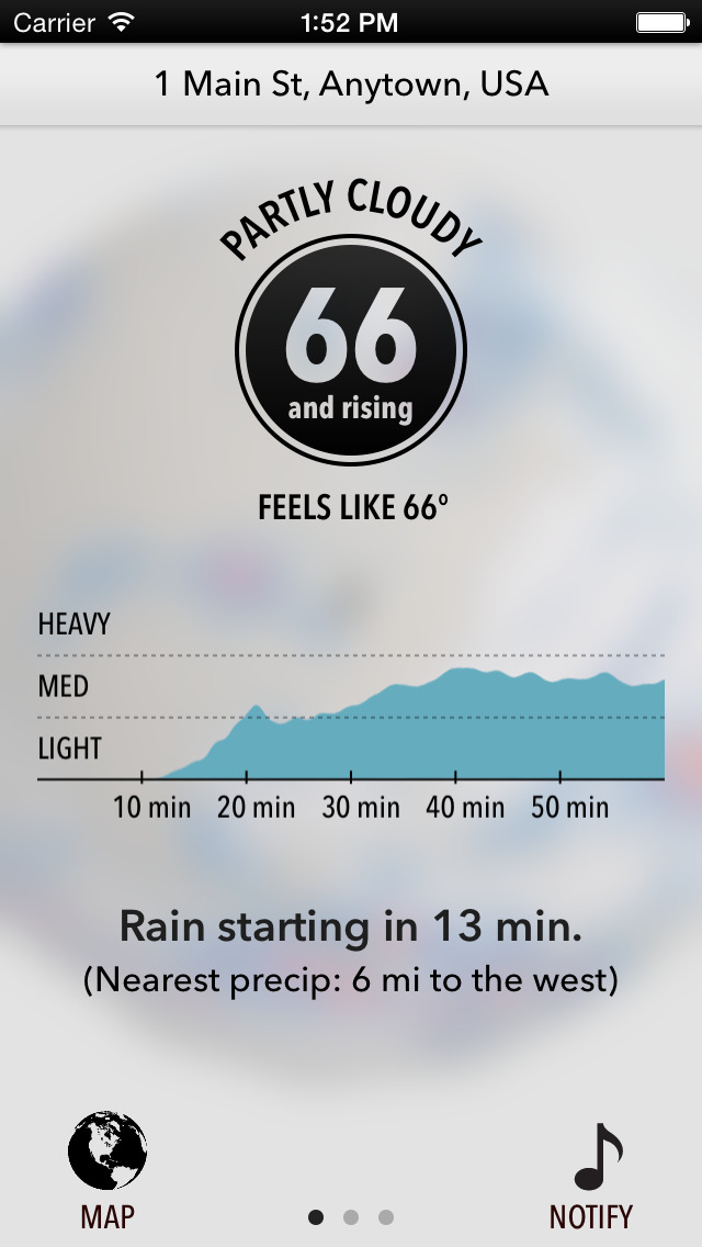 Dark Sky Weather | Apps | 148Apps