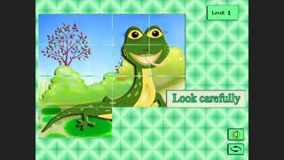 lizard man - hard puzzle games screenshot 1