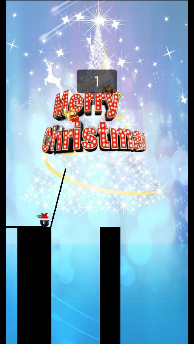 Stick Hero Xmas -- Christmas Edition Fiery Release With Best Friends screenshot 3
