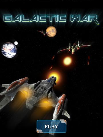 My Galaxy War : Free Arcade Games screenshot 4