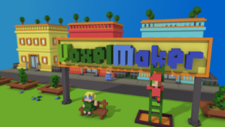 VoxelMaker screenshot 2