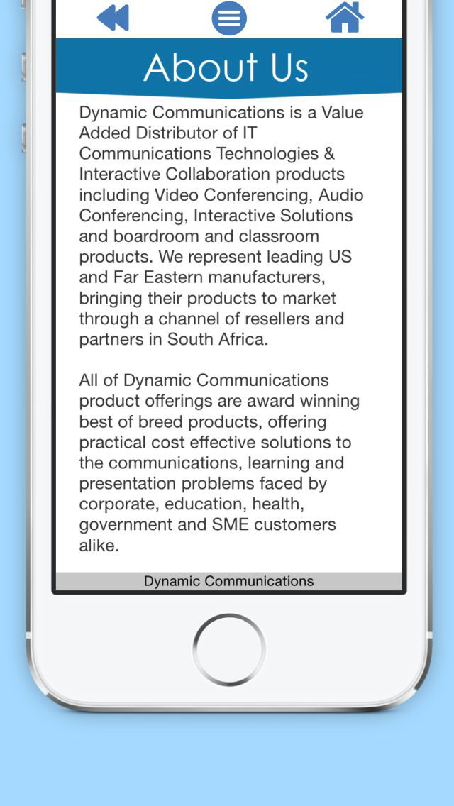DynamicCom screenshot 1