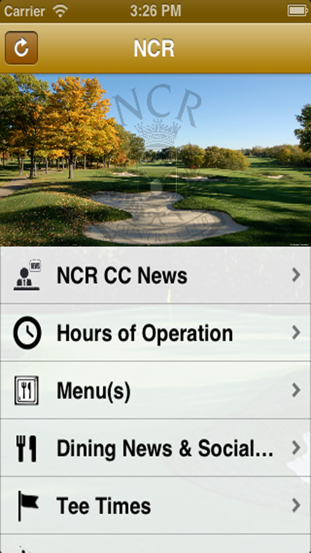 NCRCC screenshot 2