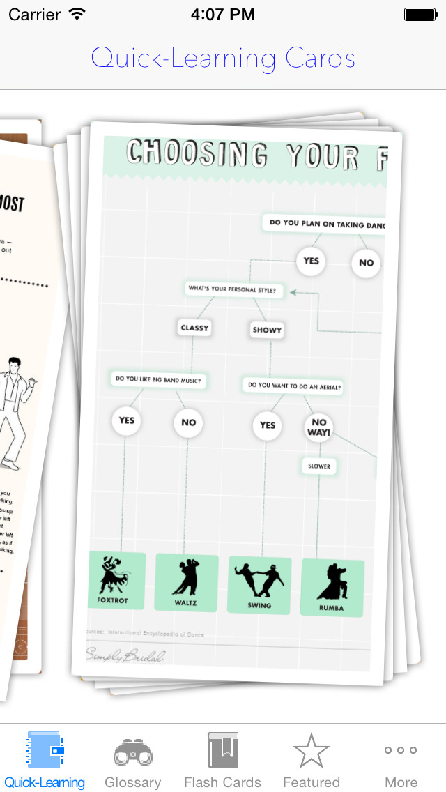Dancing Guide: Free Video Lessons & Dancing Moves Graphics, with Dancing Glossary screenshot 5
