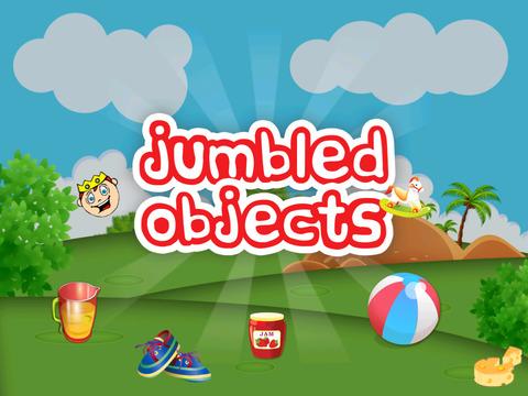 Jumbled Objects screenshot 4
