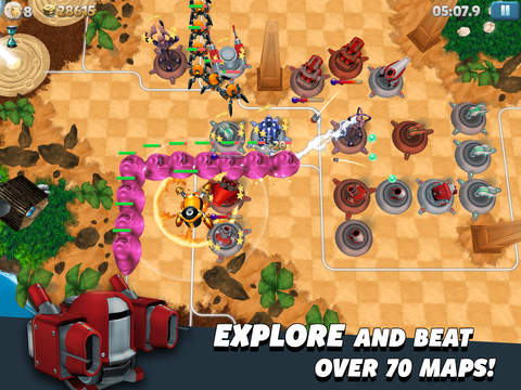 Tower Madness 2: #1 in Great Strategy TD Games screenshot 8