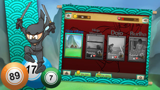 Ninja Bingo screenshot 4