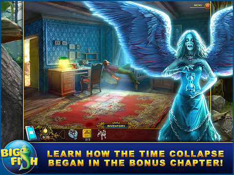 Beyond the Unknown: A Matter of Time HD - Hidden Objects, Adventure & Mystery screenshot 4