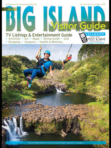 Aloha-Big Island Visitor Guide screenshot 6