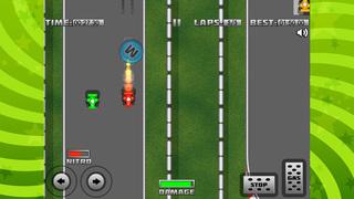 Super Retro Racing screenshot 1
