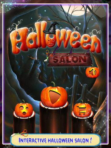 Halloween Salon Game screenshot 6