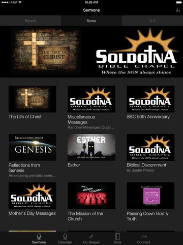 Soldotna Bible Chapel screenshot 4