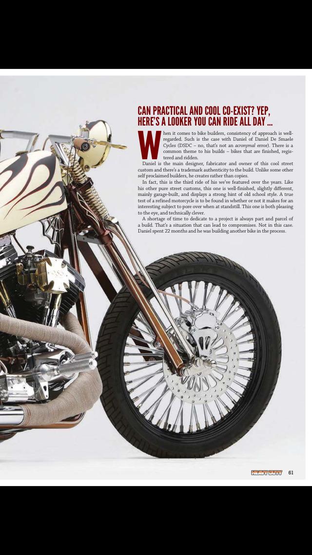 HEAVY DUTY Magazine screenshot 3