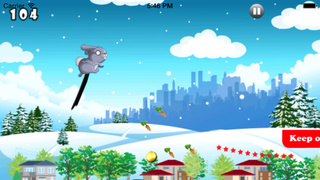 A Fast Rabbit Pro : Hunter Of Carrots For Christmas screenshot 4