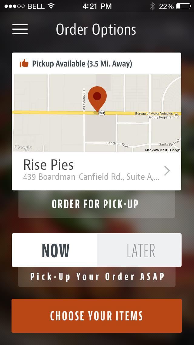 Rise Pies screenshot 2