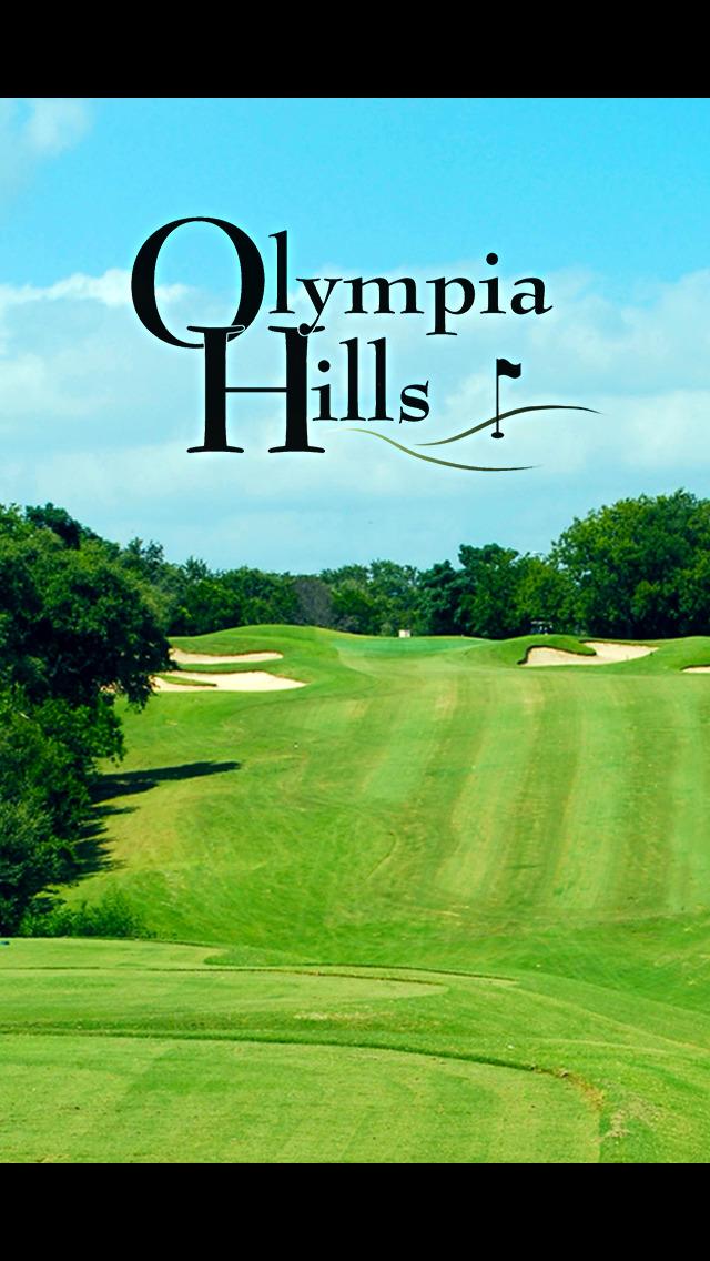 Olympia Hills Golf screenshot 1