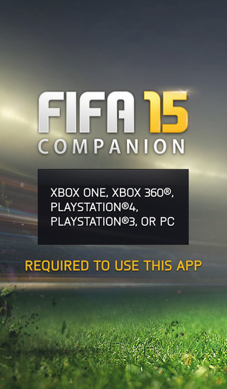 EA SPORTS™ FIFA 16 Companion screenshot 1