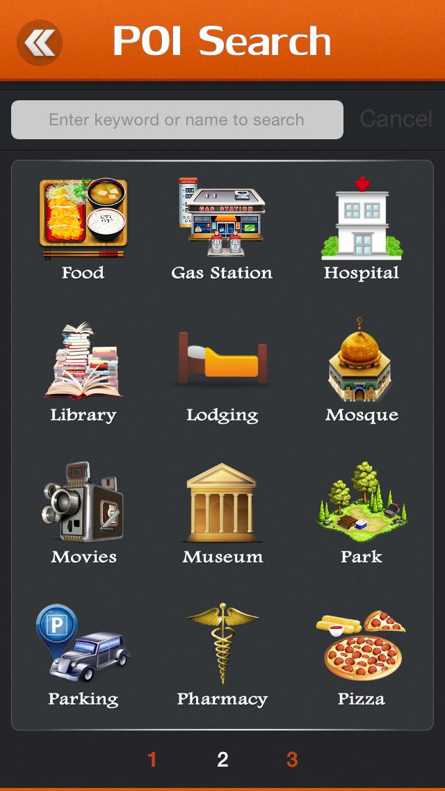Novosibirsk City Offline Travel Guide screenshot 5