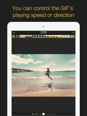 GIF Maker - ImgPlay screenshot 8