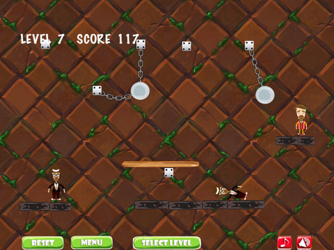 ` Hipster Ball Bash: Chain Reaction Addictive Puzzle Escape Free screenshot 9