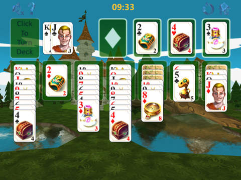 Solitaire Royale screenshot 7