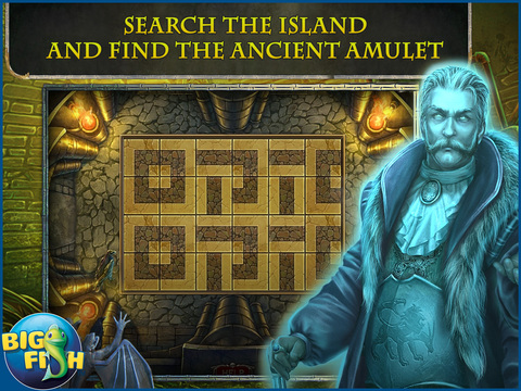 Redemption Cemetery: The Island of the Lost - A Mystery Hidden Object Adventure (Full) screenshot 8