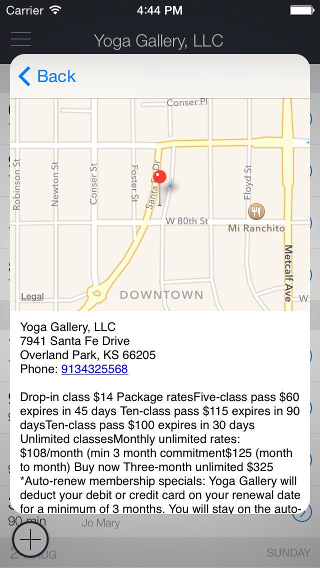 Yoga Gallery screenshot 3
