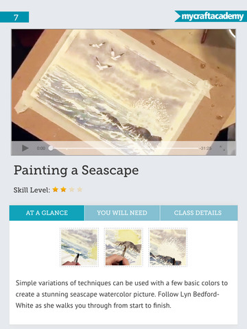 Watercolor painting for beginners screenshot 10