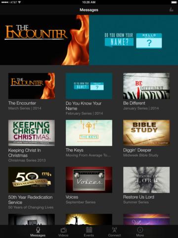 Mars Hill Baptist Church screenshot 4