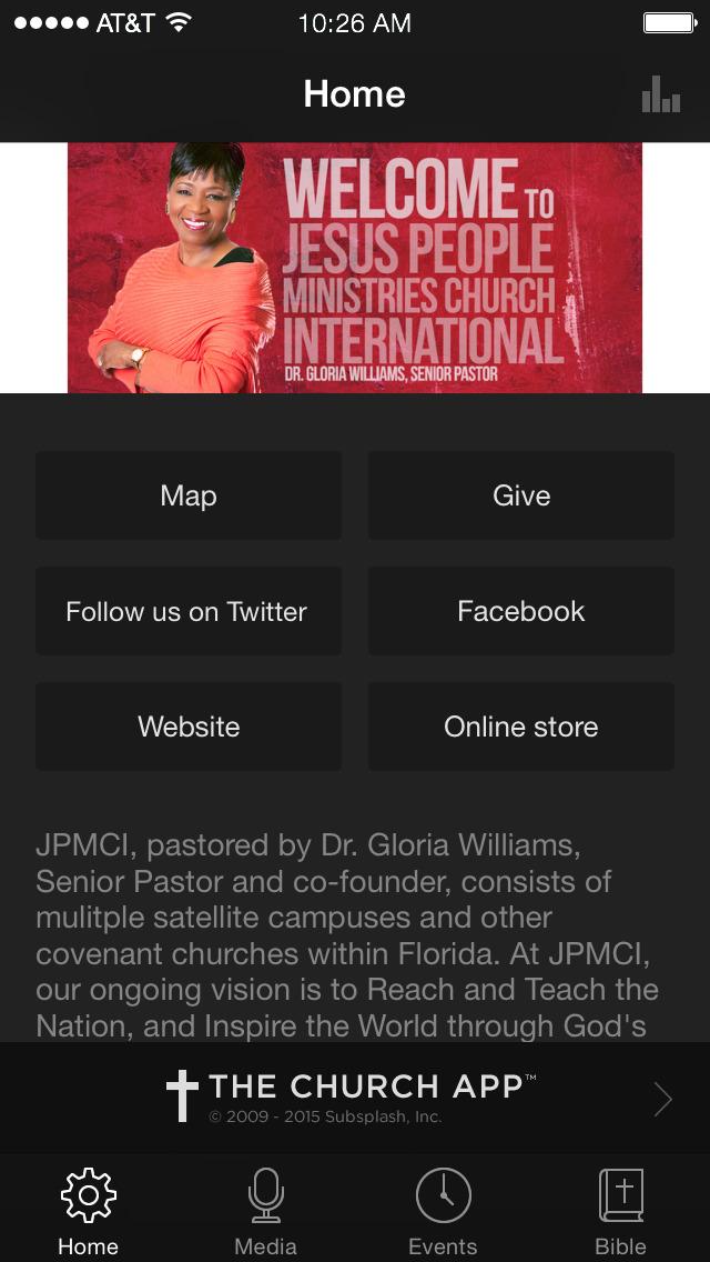 JPMCI screenshot 1