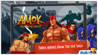 Amok - The Villain Heroes screenshot #1