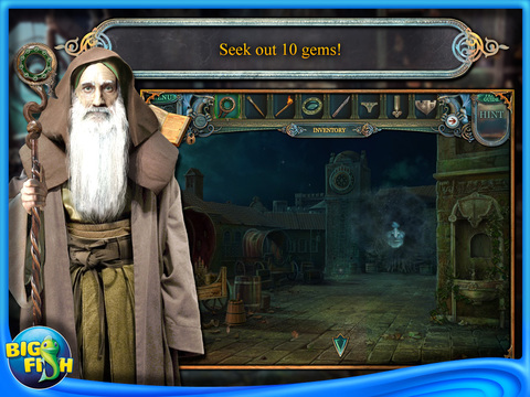 Echoes of the Past: The Revenge of the Witch HD - A Hidden Object Game with Hidden Objects screenshot 2